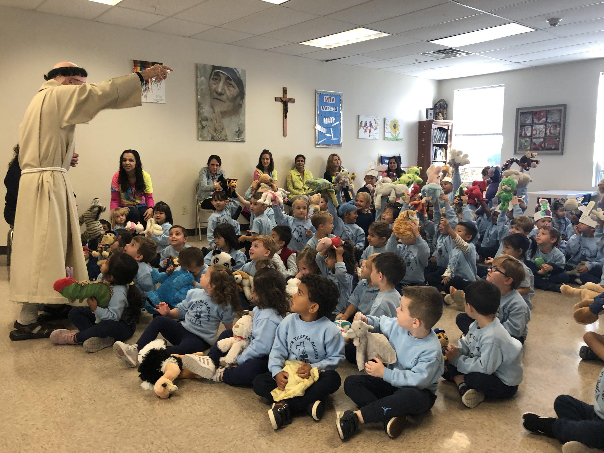 Mother Teresa Academy 1st First Grade